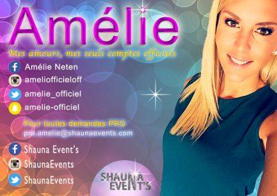 Amélie Neten / Shauna Event's 2016