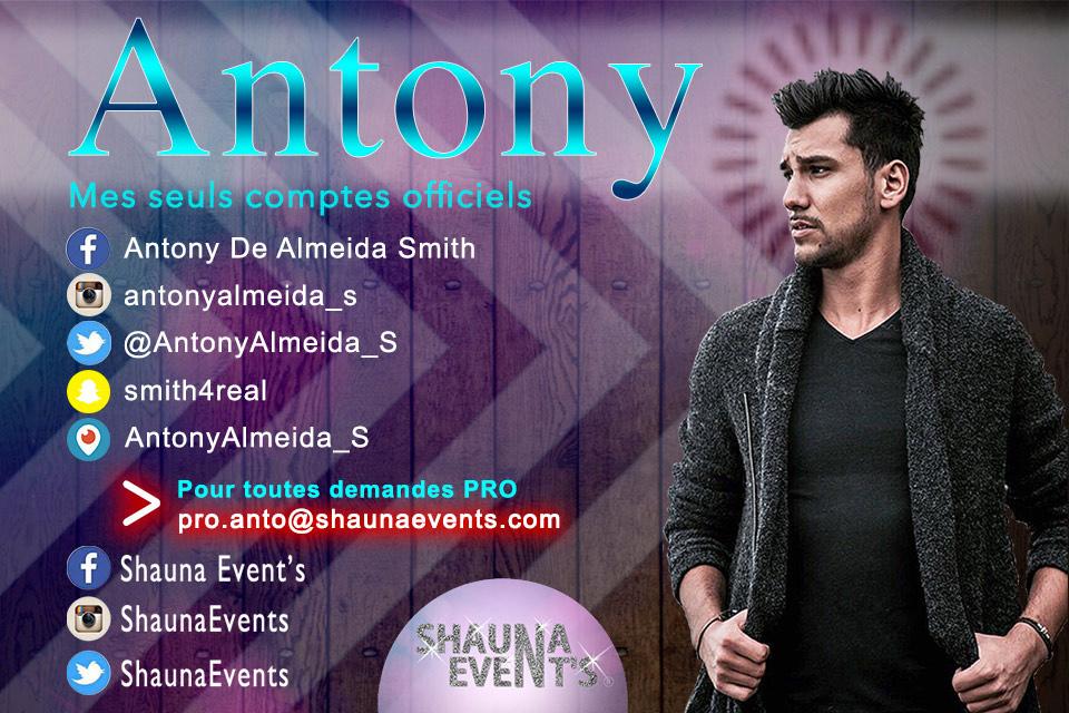 Antony Almeida / Shauna Event's 2016