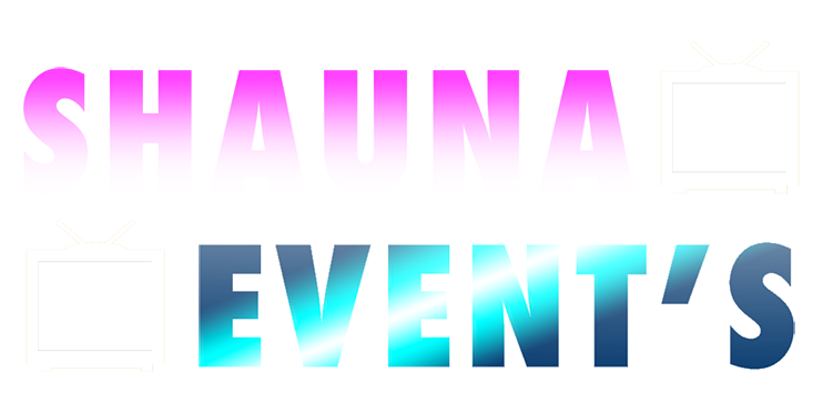 SHAUNA EVENTS - Site Prototype