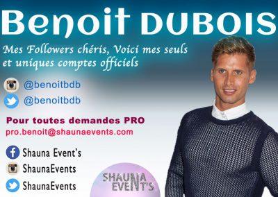 Benoit Dubois  / Shauna Event's 2016