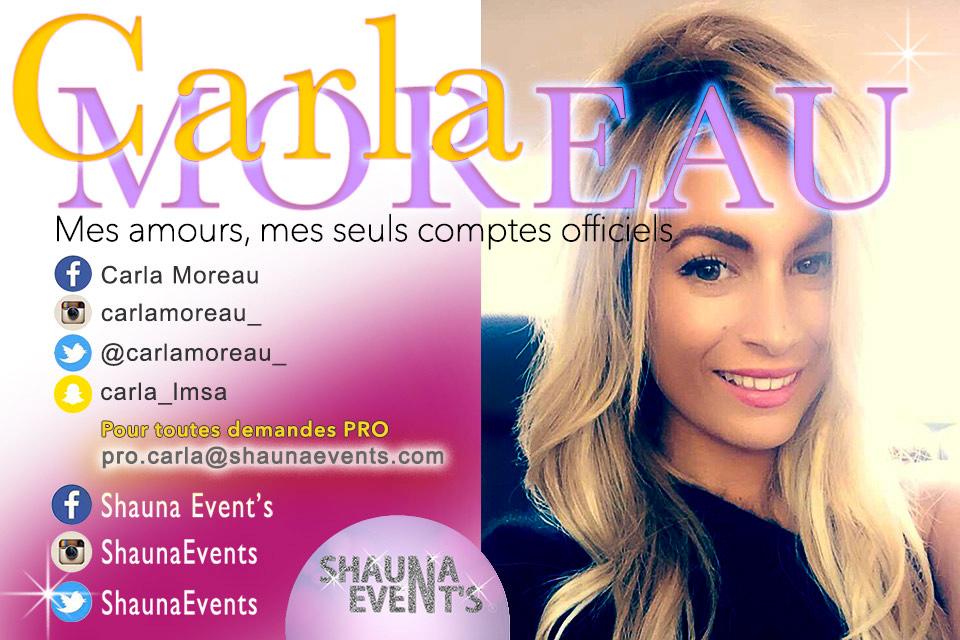 Carla Moreau / Shauna Event's 2016
