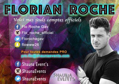 Florin Roche / Shauna Event's 2016