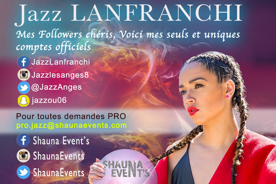 Jazz Lanfranchi / Shauna Events 2016