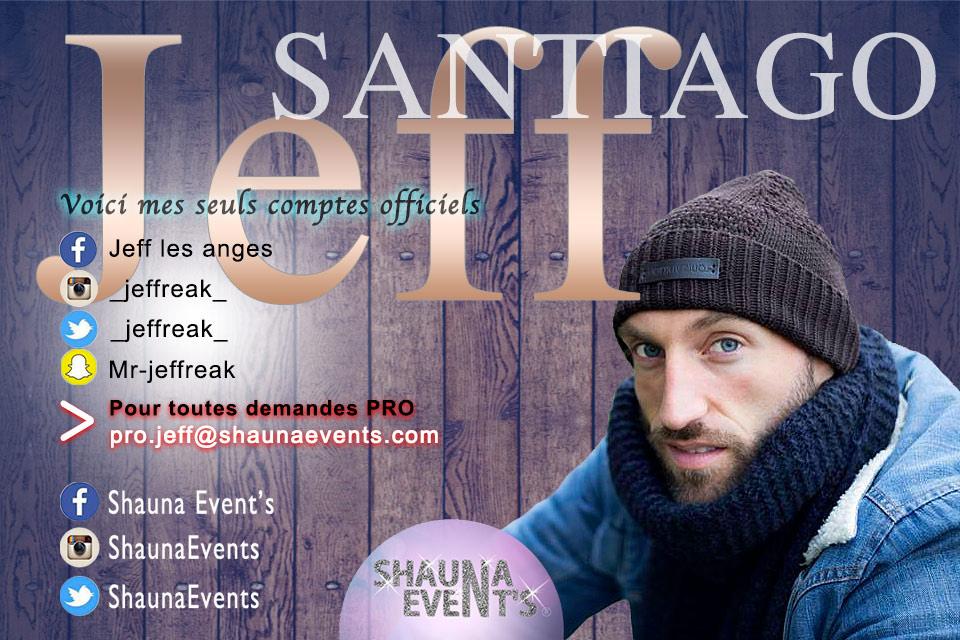 Jeff Santiago / Shauna Event's 2016