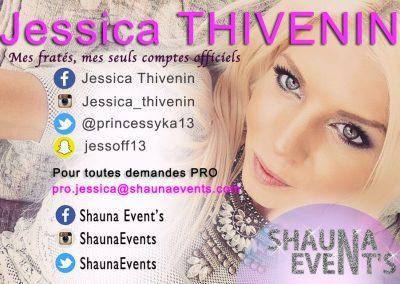 Jessica Thivenin / Shauna Event's 2016