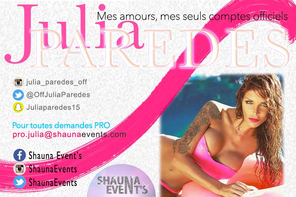 Julia Paredes / Shauna Event's 2016