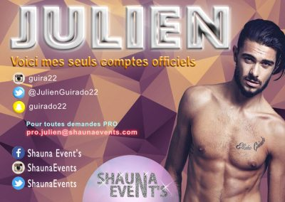 Julien Guirado / Shauna Event's 2016