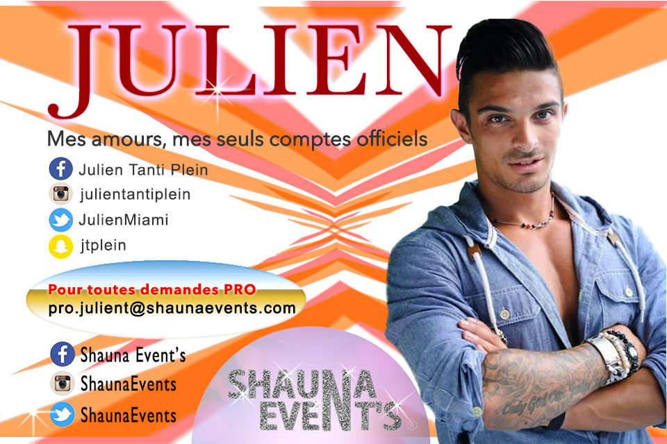 Julien Tanti / Shauna Event's 2016