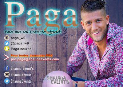 Paga Neuron / Shauna Event's 2016