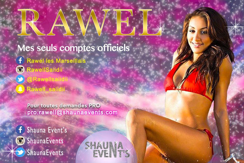 Ravel Saiidii / Shauna Event's 2016