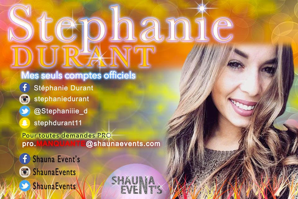 Stéphanie Durant / Shauna Event's 2016