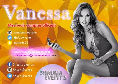 Vanessa Lawrens / Shauna Event's 2016
